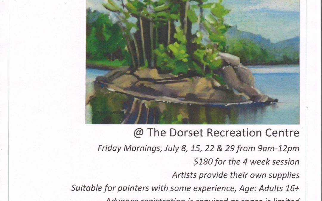 Art Classes with Janine Marson in Dorset