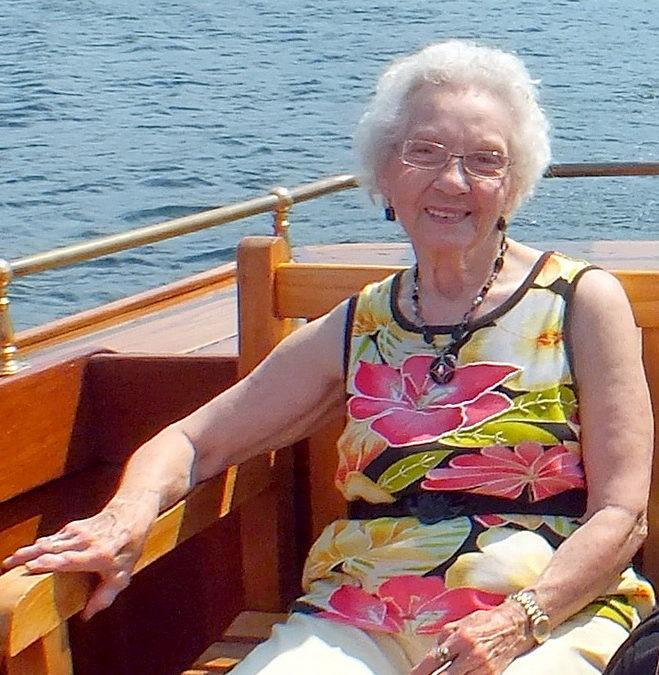 Flossie Bowen Turns 90 on August 21st!